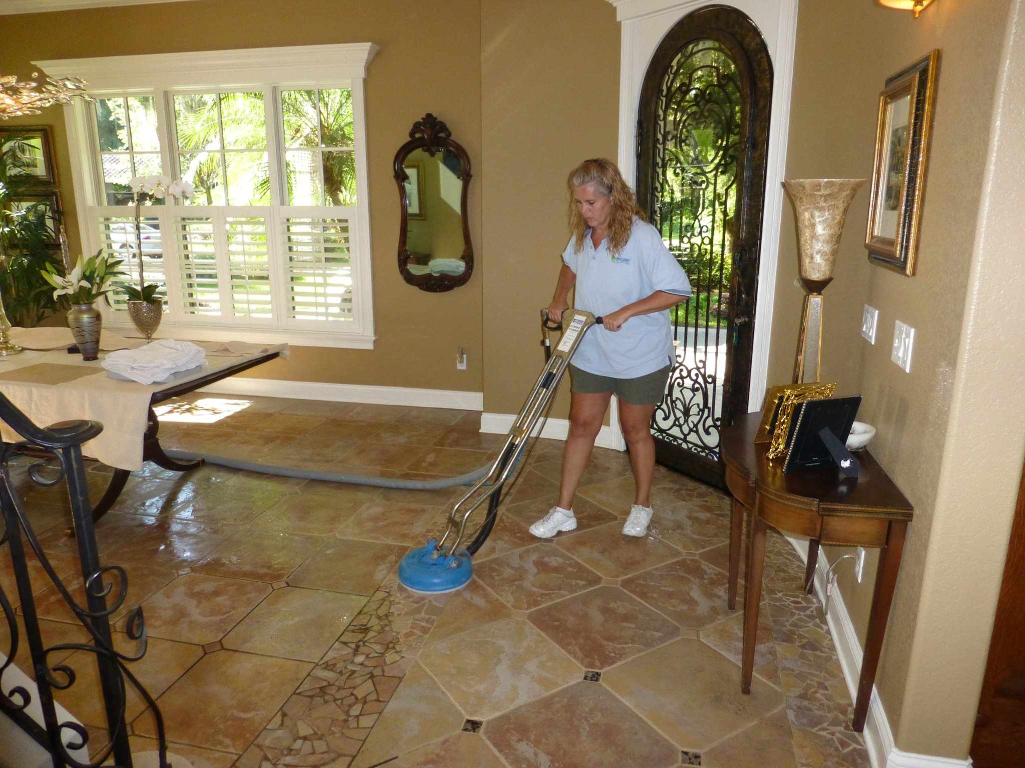 Tile Cleaning Amp Grout Cleaning Orlando Fl Amp Central